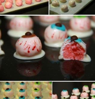 Delicious eyeball treats