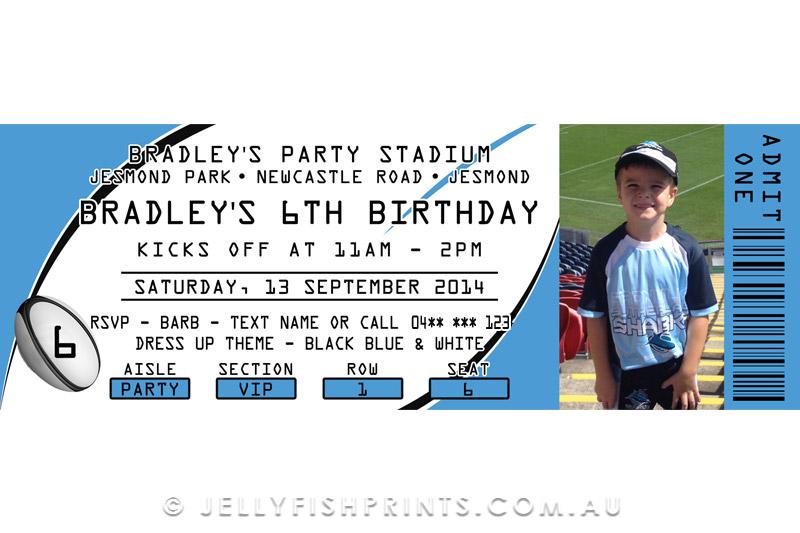 Facebook Birthday Invite as beautiful invitations example
