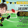 Printable tigers afl party invitations