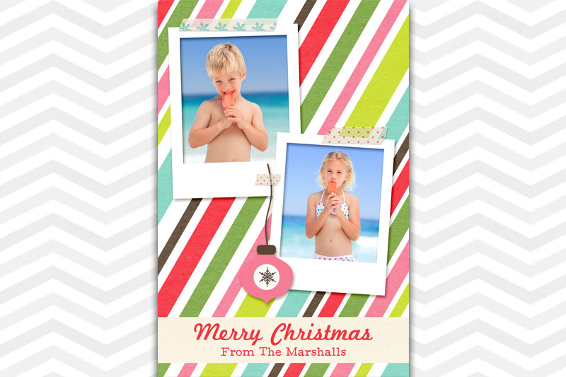 print your own merry christmas greeting cards.