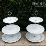 Party it forward cakestand