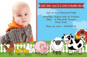 this is the farm invitation