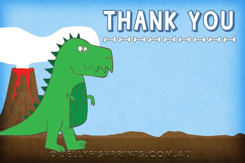 printable dinosaur birthday invitations for a dino
