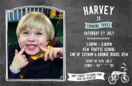printable chalkboard invites for a fun day at the park.